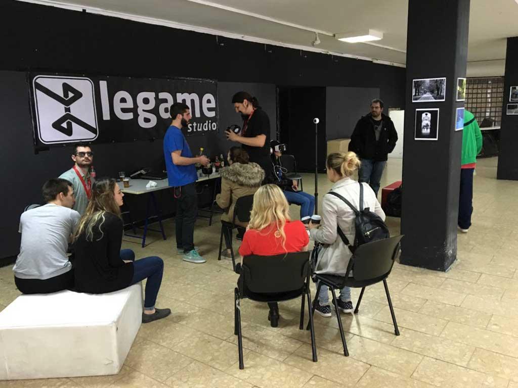 VR promocija - Studentcuts 2016