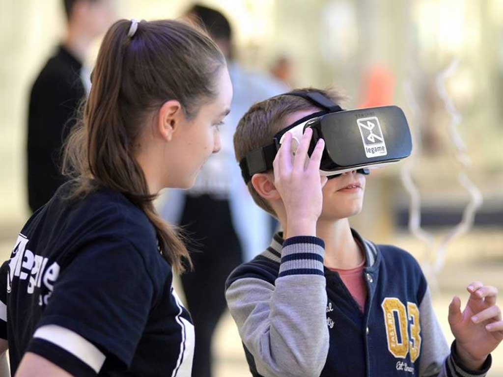 VR promocija sa stručnim osobljem
