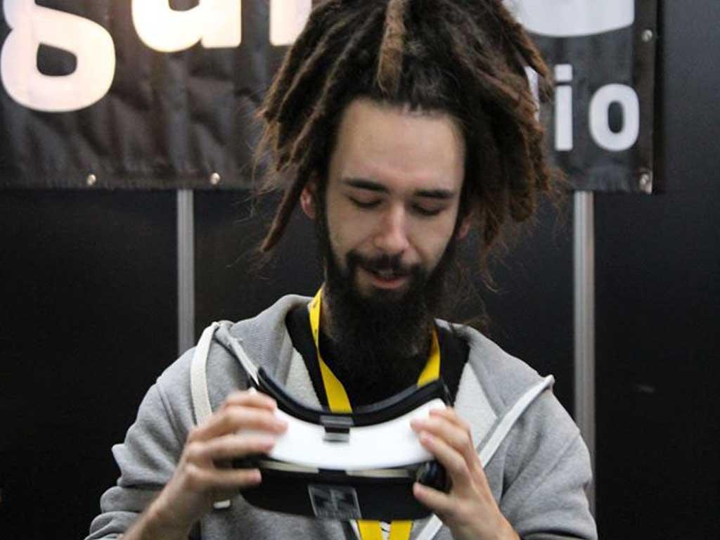 YouTuber Domagoj Martinko aka Duki u promociji VR sadržaja u suradnji sa Legame Studiom