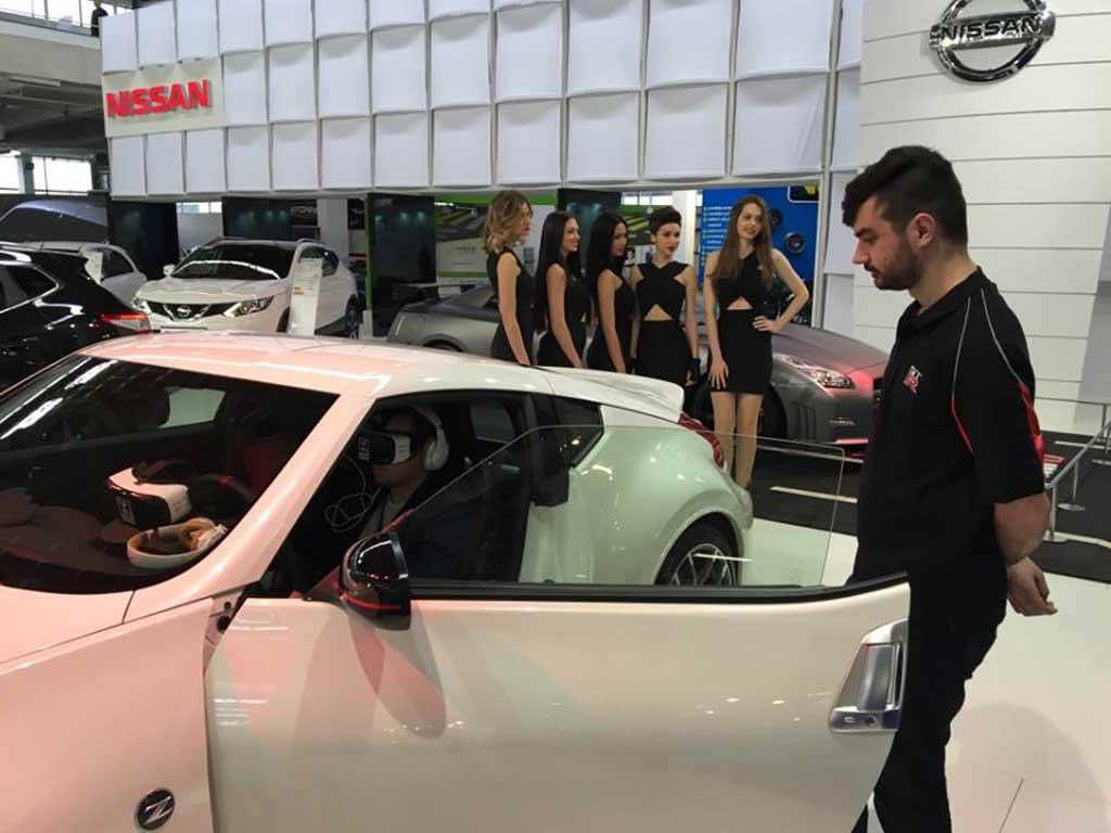 Nissan - Autoshow 2016 - Zagreb